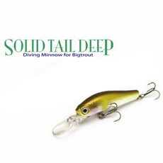 Воблеры Skagit Designs Solid Tail Deep 46 S