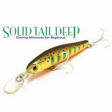 Воблеры Skagit Designs Solid Tail Deep 86 F