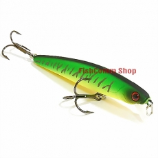 Воблер Lucky Craft Flash Minnow 95MR-0808 Mat Tiger 301
