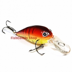 Воблер Lucky Craft Bevy Crank 45DR-0289 Fire Tiger 148
