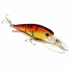 Воблер Lucky Craft Bevy Shad 50SP-0289, Fire Tiger 197