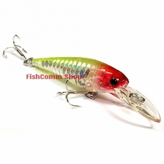 Воблер Lucky Craft Bevy Shad 50SP-5431, MS Crown 893