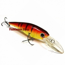 Воблер Lucky Craft Bevy Shad 75SP-0289 Fire Tiger 411