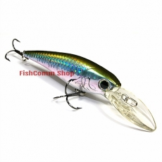 Воблер Lucky Craft Bevy Shad 75SP-254 MS MJ Herring