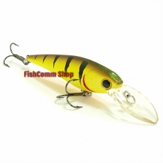 Воблер Lucky Craft Bevy Shad 75SP-806 Tiger Perch