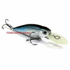 Воблер Lucky Craft Bevy Shad MK-II 60SP-052, Aurora Black