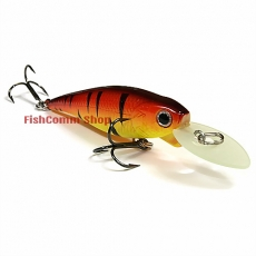 Воблер Lucky Craft Bevy Shad MK-II 60SP-082, Fire Tiger