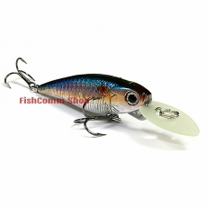 Воблер Lucky Craft Bevy Shad MK-II 60SP-270, MS American Shad
