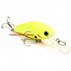 Воблер Lucky Craft Bevy Shad~TanGo~55SP-098, Mat Chart