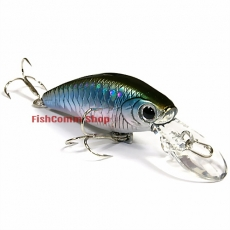 Воблер Lucky Craft Bevy Shad~TanGo~55SP-254, MS MJ Herring