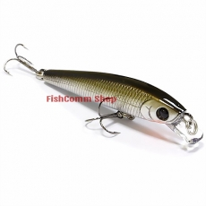 Воблер Lucky Craft Flash Minnow TR 55IM-5184 Bait Black Silver 004