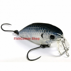 Воблер Lucky Craft Flat Cra-Pea SSR-237 Ghost Blue Shad
