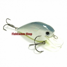 Воблер Lucky Craft Fat CB BDS4-151 MS Gun Metal Shad