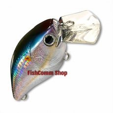 Воблер Lucky Craft Fat CB SR-270 MS American Shad