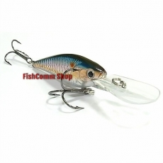 Воблер Lucky Craft Slim Shad D7-270 MS American Shad
