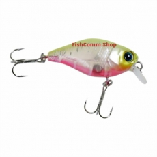 Воблер Jackall Chubby 38F Clear Chartreuse Tiger