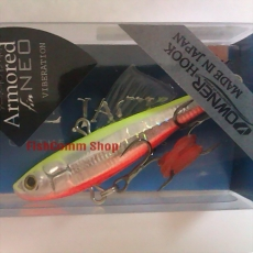 Ратлин Little Jack Armored Fin NEO-65 color R02